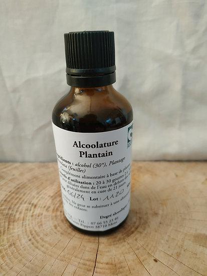 Alcoolature de Plantain 50ml