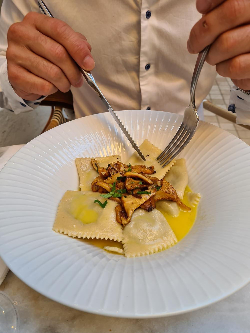 ravioli , italian food, restaurant , stavanger