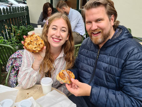 Food Tour with Anders Husa and Kaitlin Orr