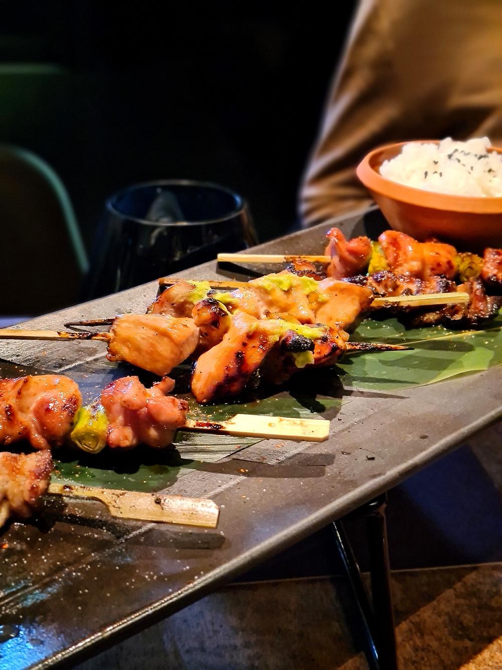 robata grill, sabi enso, stavanger, japanese food, restaurant , roger joya