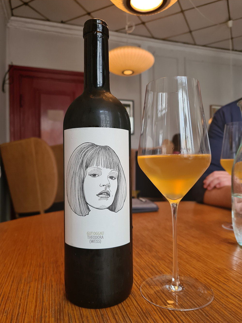 wine, natural wine, theodora