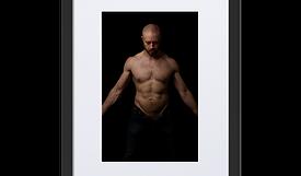 Gold Thong (Mascular Studio)