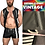 Thumbnail: Mr S Leather F*ckGear Racer Vest Black / White