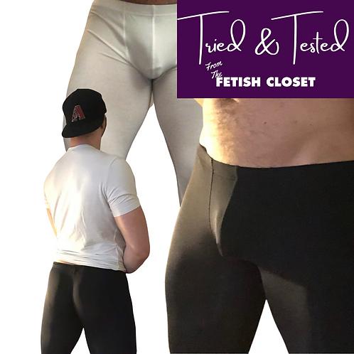 Mens Sheer / Shiny Ballet Style Tights / Leggings (very soft)