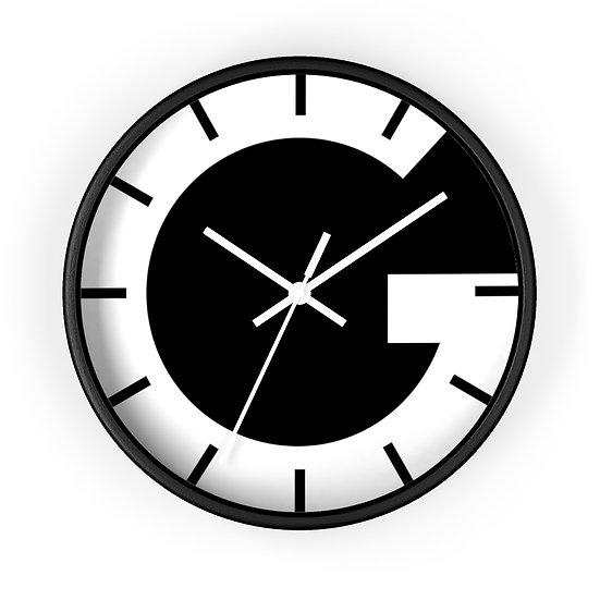 G O'Clock Wall clock