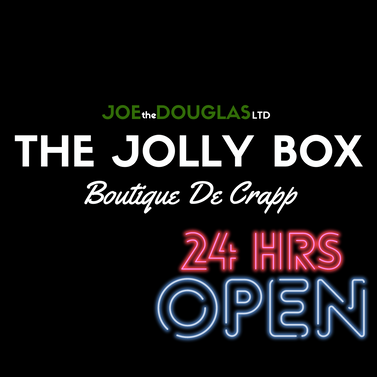 The Jolly Box: Boutique De Crapp