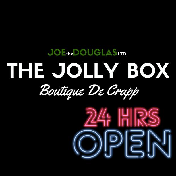 The Jolly Box: Boutique De Crapp