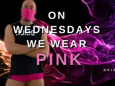 #OnWednesdaysWeWearPink – June 17th 2020
