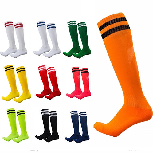 Football Socks - 13 Colour Variations - Long