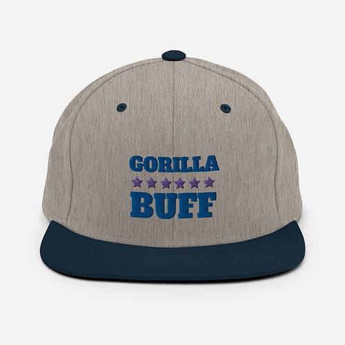 Gorilla Buff Snapback