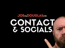 Contact & Socials