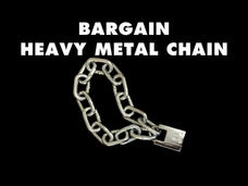 BARGAIN – £19.99 – Heavy Chain – Azn Prime
