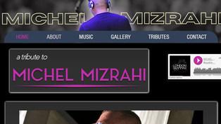 Michel Mizrahi Tribute Site