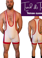 Traditional Wrestling Singlet - Variety of colours / sizes