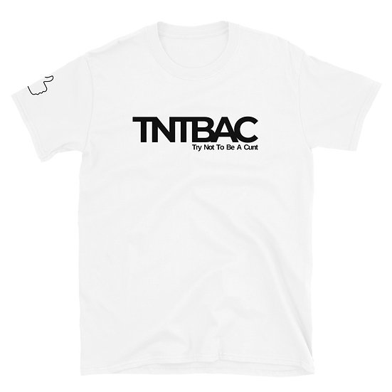 TNTBAC thumbs-up - Black print