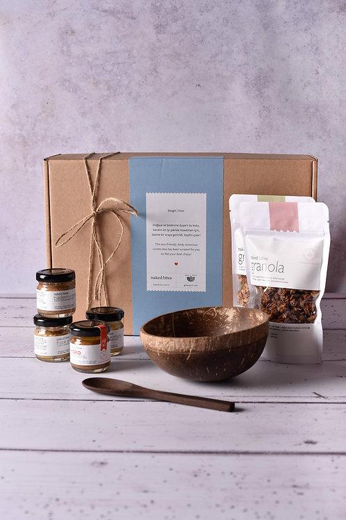 Naked Bites X Gaia's Store Gift Box