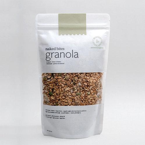 Granola - Quinoa & Almond - 350 gr
