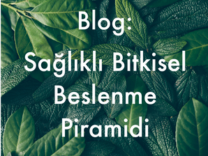 Blog 4: Sağlıklı Bitkisel Beslenme Piramidi