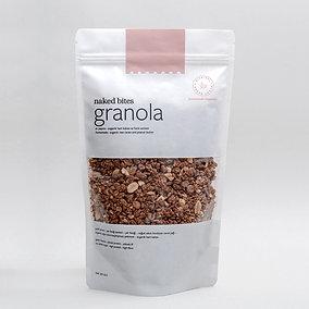 Granola - Organic Raw Cacao & Peanut Butter - 350 gr