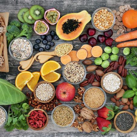 Blog 4: Healthy Whole Food Plant Based Pyramid