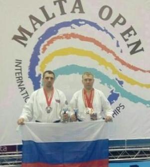 19 марта Петербуржец стал призером чемпионата Европы по кобудо