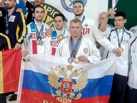25 июня Петербуржец Сергей Дмитриев – бронзовый призер чемпионата Европы по каратэ сито-рю