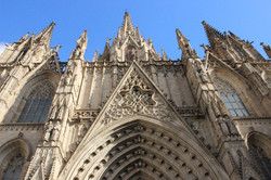 Cathedral of Barcelone