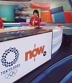 Hosting & Commentating on Tokyo Olympics Live Programme for Now TV.jpg