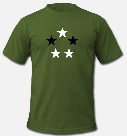 5-Star Logo T-Shirt