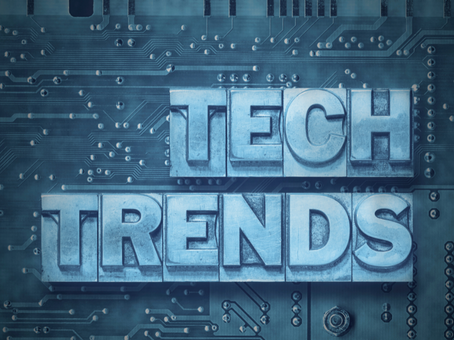 Top Technology Trends To Look Out For In 2021