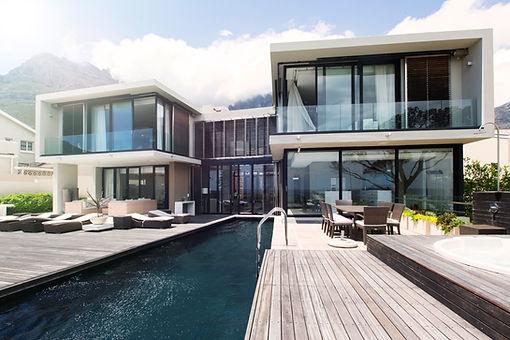 房子游泳池