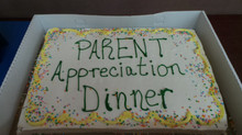 Parent Appreciation Dinner