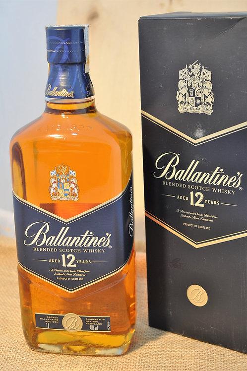 Whisky Ballantines 12yo