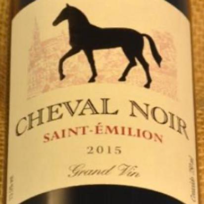 Cheval Noir St Emilion