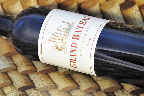 Grand Bateau Bordeaux Tinto 750ml