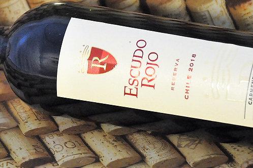 Escudo Rojo Reserva Carmenere 750ml