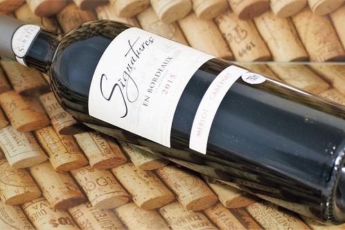 Bordeaux Signatures