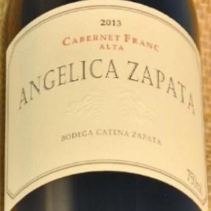 Angelica Zapata Cabernet Franc