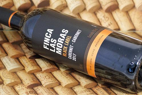 Las Moras Black Label Cabernet Franc e Cabernet Sauvignon
