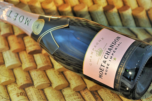 Champagne Moet Chandon Rose Imperial