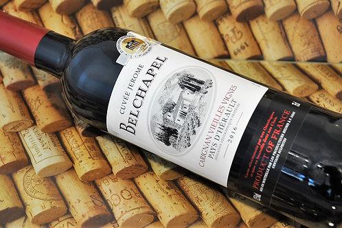 Cuvee Jerome Belchapel Carignan Vielles Vignes
