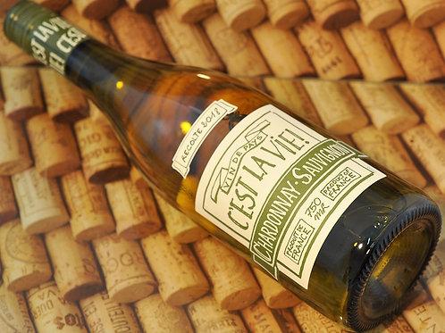 Cest La Vie Branco Chardonnay - Sauvignon Blanc