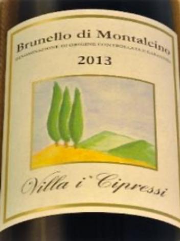Brunello di Montalcino Villa i Cipressi