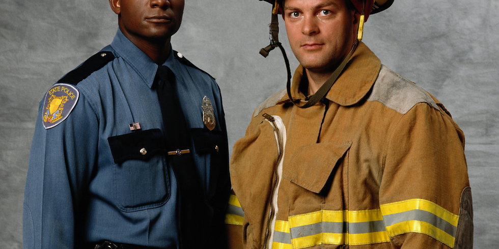 First Responder Give Back