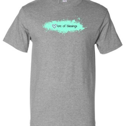 Heather Gray T-Shirt- Unisex