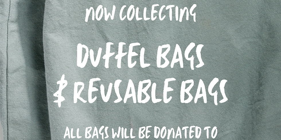 Foster Bag Collection Day!