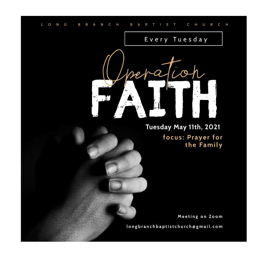 Long Branch Operation Faith
