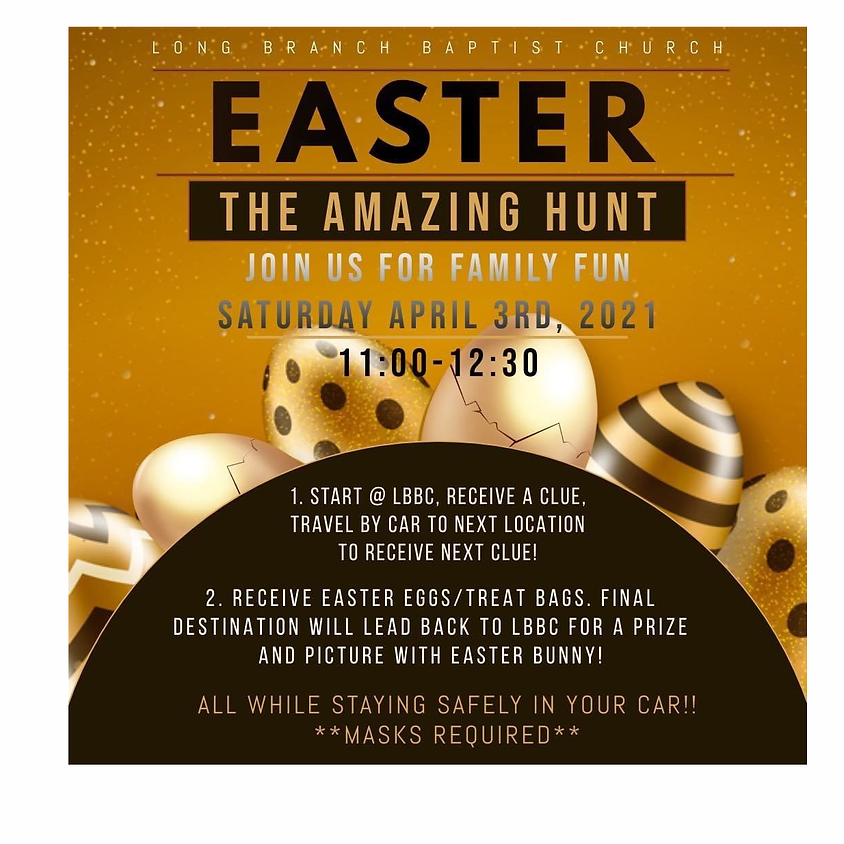 The Amazing Easter Hunt