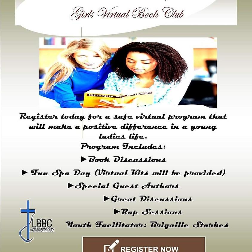 Girls Virtual Book Club