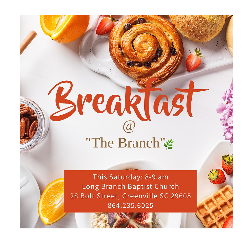 Breakfast at the Branch